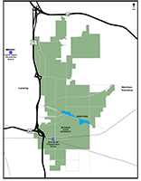 Maps East Lansing MI Official Website - Lansing map