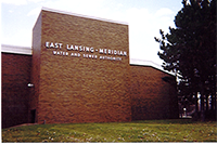 East Lansing Meridian Water Sewer Authority Building