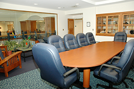 Atrium Board Room