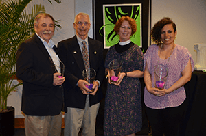 2016 Crystal Awards Recipients