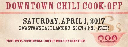 2017 Chili Cook Off Banner