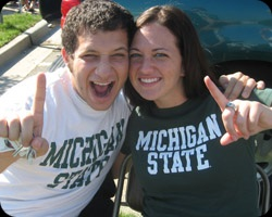 Michigan State Students