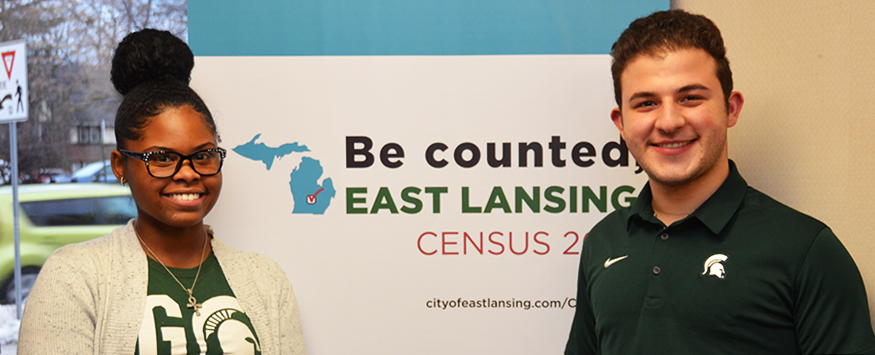 Be Counted, East Lansing