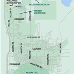 City Map Inset